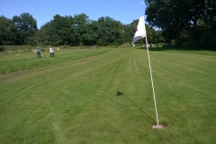 SwinGolf einputten